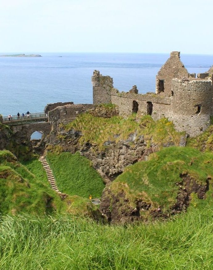 Dunluce Castle/Game of Throne