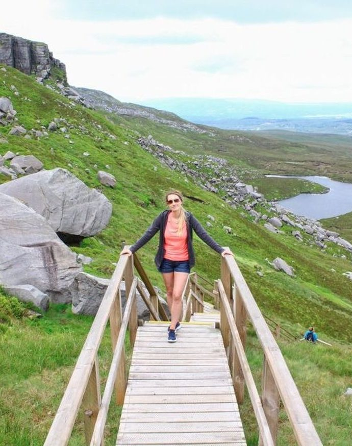 Cuilcagh Boardwalk Trial