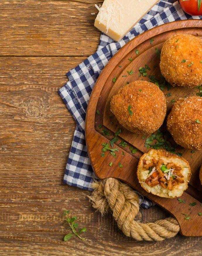 Arancini – co to za potrawa i jak ją przyrządzić?