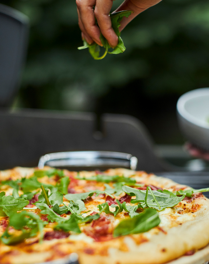 Pizza z grilla – włoska trattoria w Twoim ogrodzie